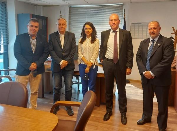 Εποικοδομητική συνάντηση Αντιπροσωπειών ΕΛΟΤ-CYS στην Αθήνα